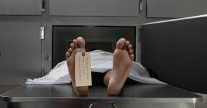 Doctor dead